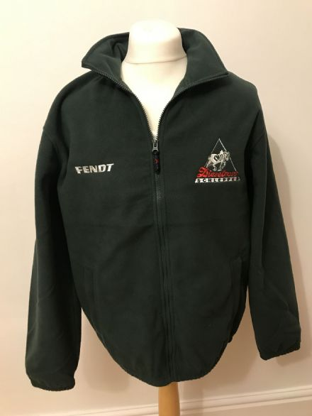 Fendt Bottle Green Fleece